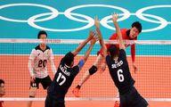 وداع تلخ شاگردان آلکنو با المپیک!