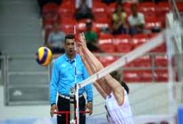 ۱۱ داور بینالمللی مسابقات والیبال امیدهای آسیا را قضاوت میکنند