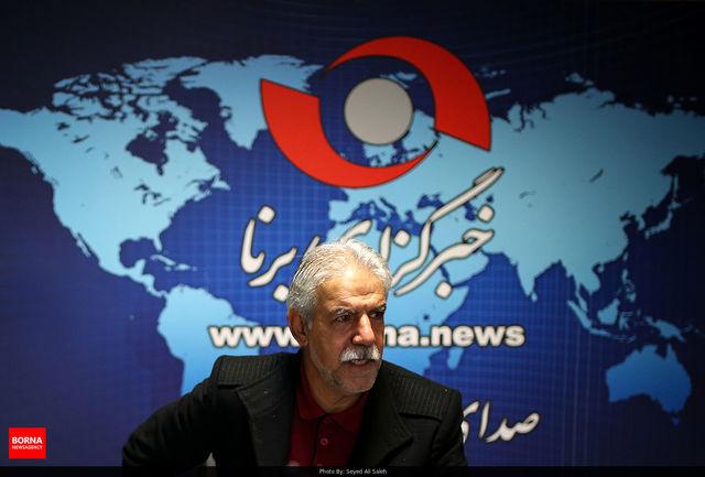 بشار رسن مردانگی کرد که ماند/ سیدجلال حسینی را شبیه خودم میبینم/ قراردادم با پرسپولیس 110 هزار تومان بود