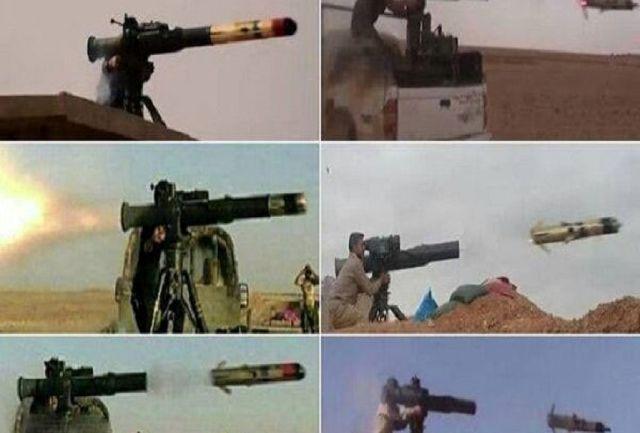 سلاح مرگبار سپاه که قدرت نظامی ایران را به رخ میکشد/ببینید