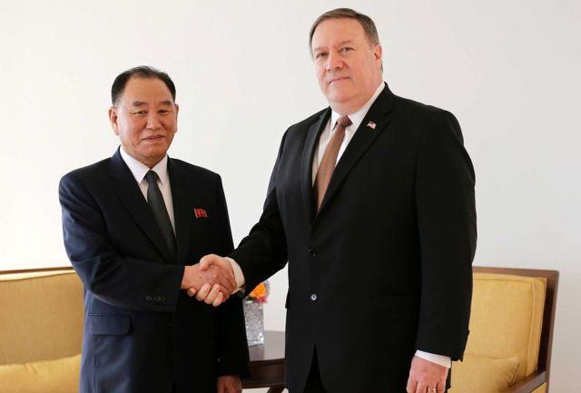 دیدار پمپئو با مرد شماره دو کره شمالی در نیویورک