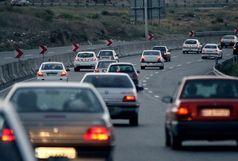 وضعیت ترافیک تهران در صبح روز سه شنبه