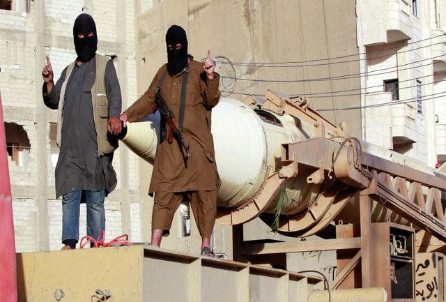 دستگیری یک داعشی در خانه خدا