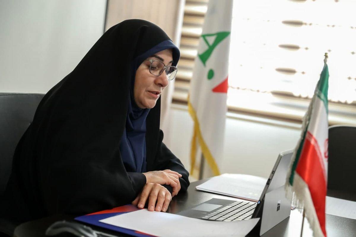 چهارمین وبینار نواب رئیس بانوان برگزار میشود