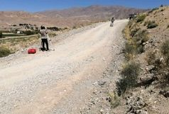 آغاز عملیات نقشهبرداری و تسطیح راه دسترسی به غارهای هنامه شیروان
