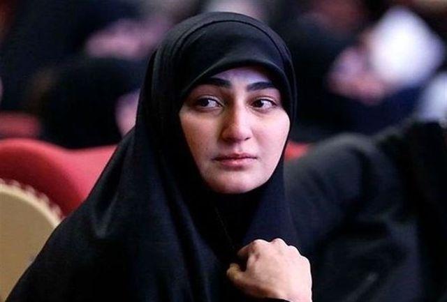 روایت دختر شهید سلیمانی از دیدار با رهبر انقلاب