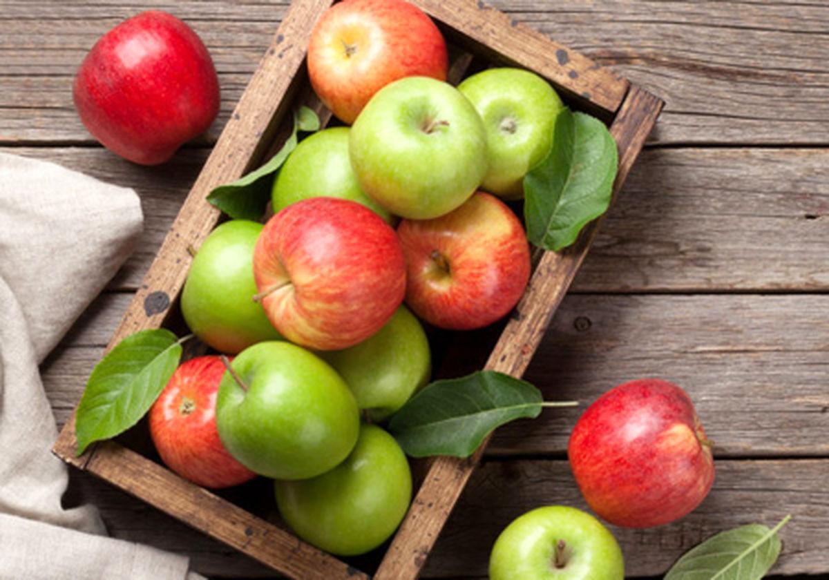 مرگ در اثر خوردن هسته سیب
