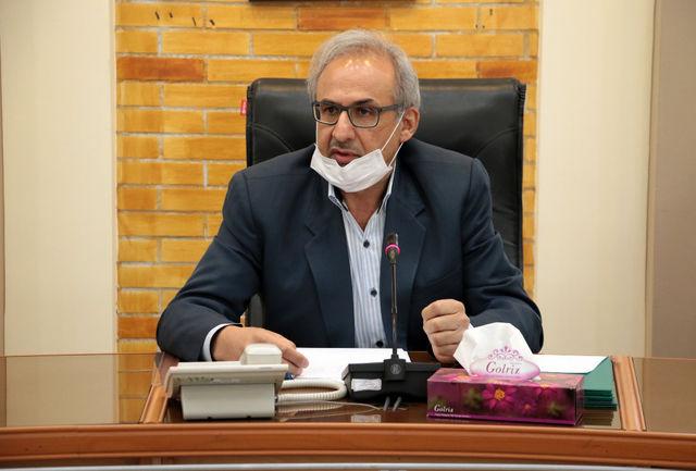 ۱۰ شهرستان کرمان در وضعیت حاد کرونایی قرار دارند