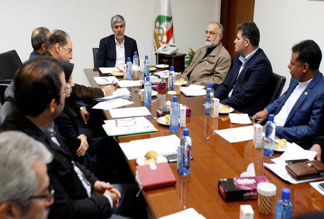 هاشمی: کمیته المپیک از فدراسیون دوومیدانی حمایت میکند