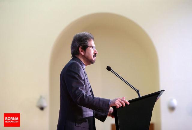 ایران به دولت و مردم زیمباوه تسلیت گفت