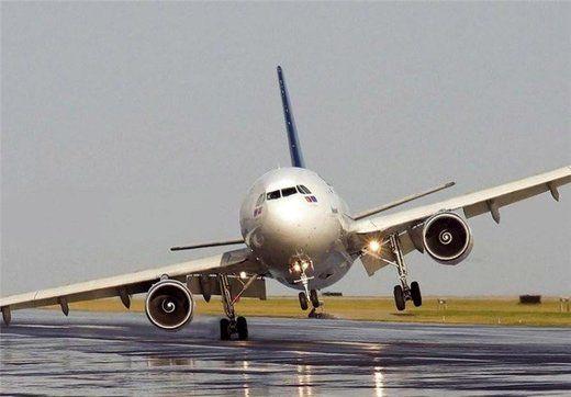 هواپیماى تهران _ ترکیه به سلامت به زمین نشست