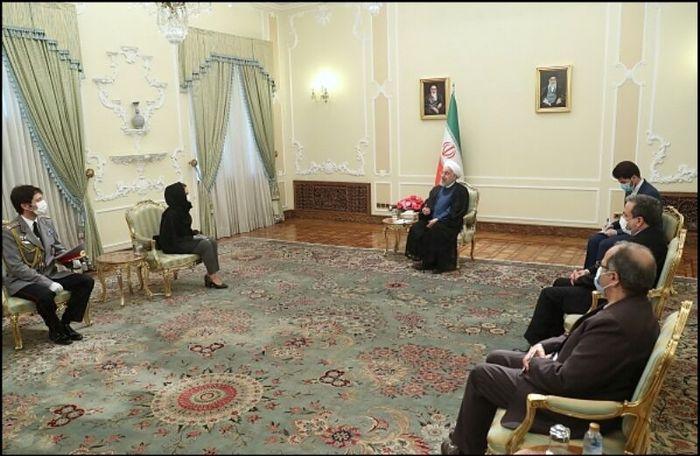 اراده ایران بر توسعه همه جانبه روابط و همکاریها با بلغارستان است