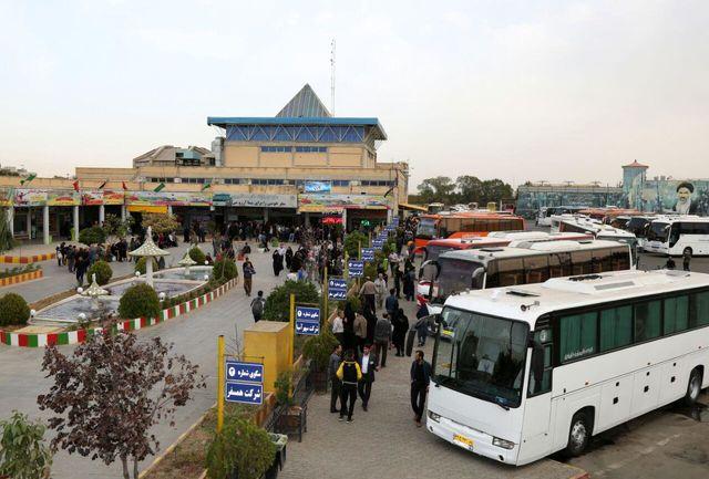 جابجایی 2میلیون نفر مسافر توسط ناوگان حمل و نقل عمومی قزوین