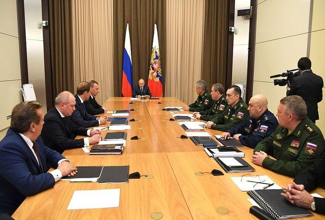 روسیه نیروی هسته ای خود را نوسازی می کند