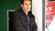 پرسپولیس قهرمان نیمفصل بوده و جام امسال هم برای ما است