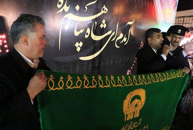 کاروان خدام آستان قدس رضوی وارد سیستان و بلوچستان میشوند