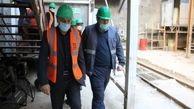 مردم اسلامشهر در اجرای پروژه مترو سنگ تمام گذاشته اند