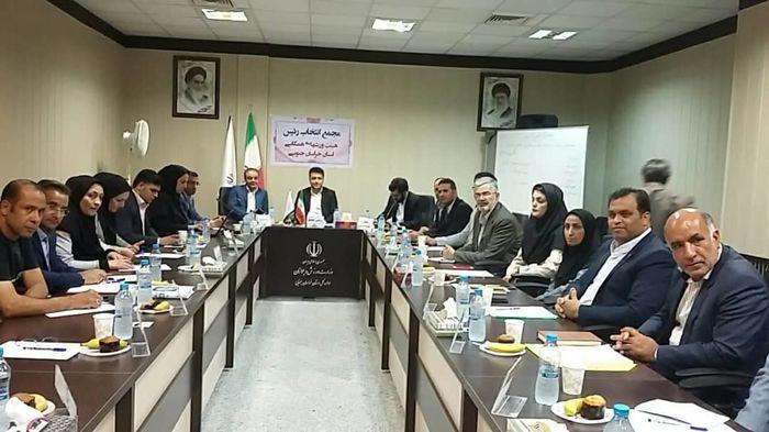 کاظم چراغ بیرجندی رییس هیئت ورزش های همگانی استان خراسان جنوبی شد