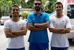 کسب ۶ ورودی المپیک پایان کار شناگران اصفهانی
