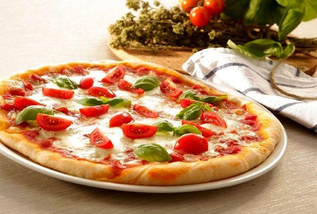 با این ترفند پیتزا بخورید و لاغر هم شوید