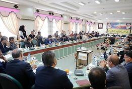 سفرهای شهرستانی استاندار بوشهر در ایستگاه نهم