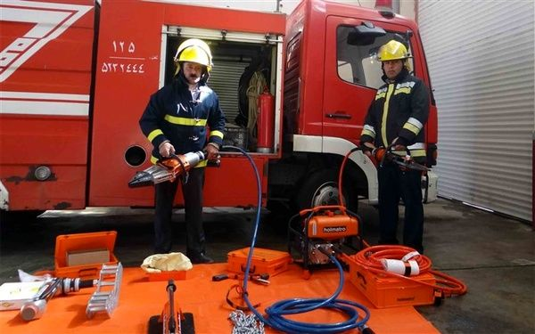 برگزاری پنجمین نمایشگاه ایمنی، آتش نشانی و امداد و نجات