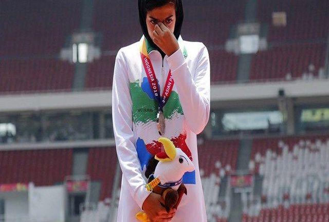 صفرزاده قهدریجانی: انتظار مدال نداشتم