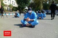 دستگیری عوامل سرقت مسلحانه طلافروشی در تهران/حمله مجرم سابقه دار با قمه به مامورین انتظامی