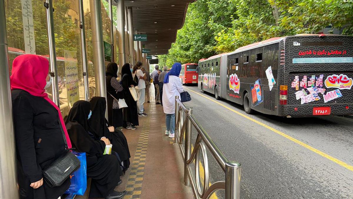 ۴۵ دستگاه اتوبوس جدید طی هفته آینده وارد اصفهان میشوند