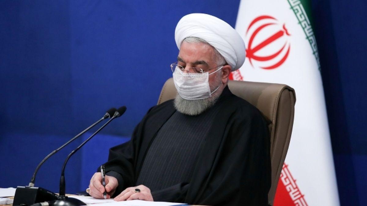 دکتر روحانی ۵۸۵ طرح ملی وزارت جهادکشاورزی را در سراسر کشور افتتاح کرد