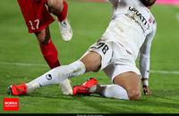 آخرین وضعیت ستاره کرونایی فوتبال ایران +عکس