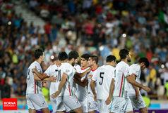 بازوبند کاپیتانی تیم ملی بر بازوی ستاره پرسپولیسی+ عکس