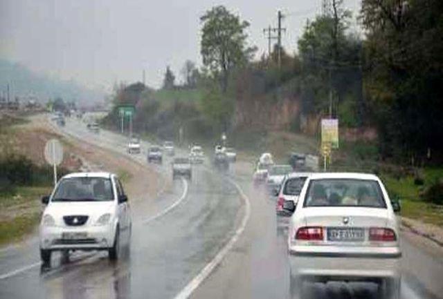 احتمال لغزندگی برخی از جادههای کشور