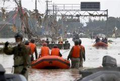 ۵۲ کشته و مفقود در طوفان و سیل اخیر