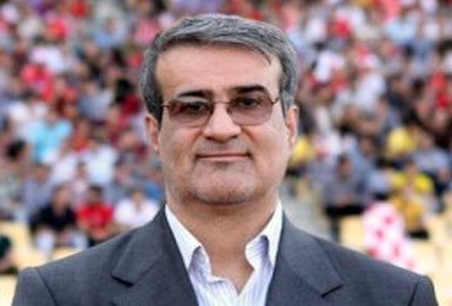 قنبرزاده: انتخاب سرمربی امید نهایی شد