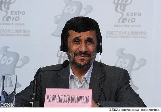 احمدینژاد و مذاکره با آمریکا