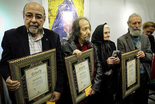 نمایشگاه آثار پیشگامان ایرانی ارمنی هنر معاصر افتتاح شد