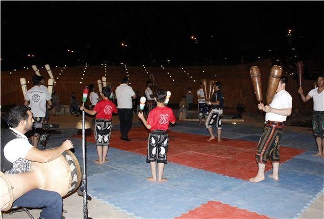 برگزاری مراسم روز فرهنگ پهلوانی و ورزش زورخانهای در همدان