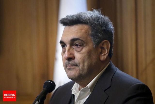 پیام تبریک پیروز حناچی شهردار تهران به رییس جمهور منتخب