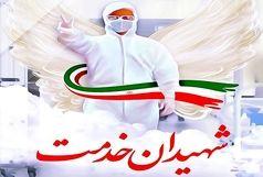 هفتمین مدافع سلامت گلستان آسمانی شد