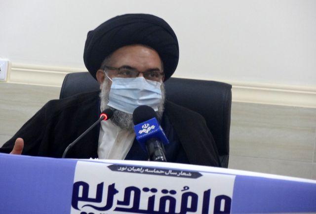 تشییع باشکوه شهید سلیمانی جان تازه ای به انقلاب، ملت و محور مقاومت بخشید