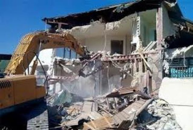 پاکسازی محله شهریار حصار امیر از ساخت و سازهای غیرمجاز