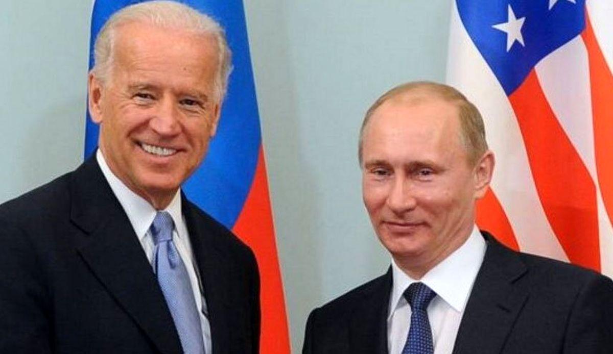 پیشنهادی که پوتین به بایدن داد