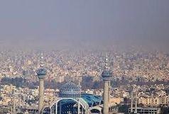 هوای اصفهان امروز ناسالم است/ پیش بینی غبار محلی برای کلانشهر اصفهان