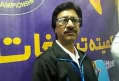سرمربی تیم ایران: با حمایت تماشاگران گرگانی قهرمان می شویم