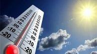 زابل و زهک با ۴۹ درجه گرمترین شهرهای کشور