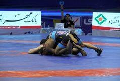 پیروزی قاطع نماینده اصفهان در برابر نماینده روسیه
