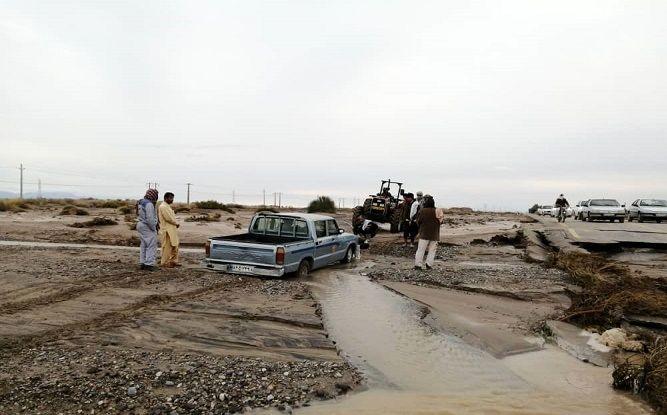 جزئیات خسارت سنگین سیلاب های به زیرساخت ها و بخش کشاورزی