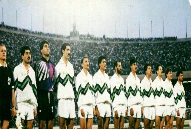 پیروزی دراماتیک ایران مقابل الجزایر+ عکس