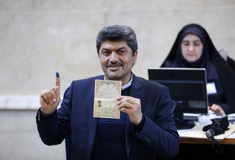 روز سوم ثبت نام انتخابات مجلس یازدهم / وزارت کشور